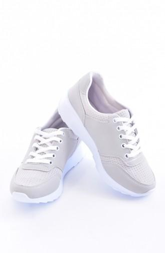 Women´s Sports Shoes 0776-04 Gray 0776-04