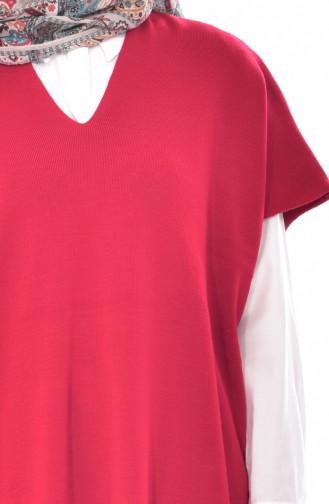 Red Knitwear 4545-06