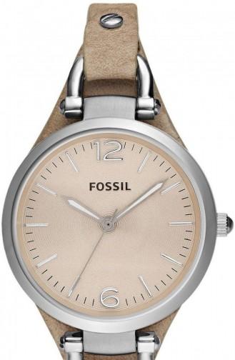 Beige Horloge 2830