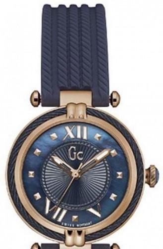 ساعة أزرق كحلي 18005L7