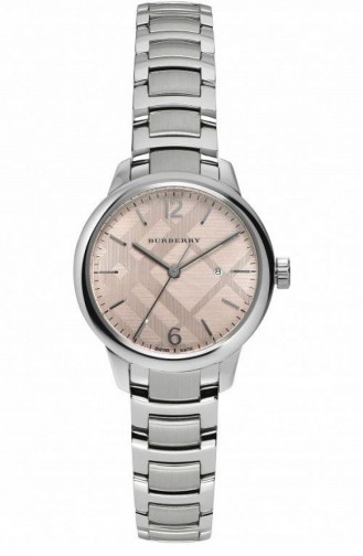 Silver Gray Horloge 10111