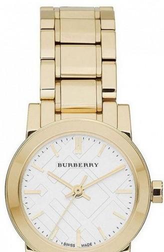 Burberry Bu9203 Montre Pour Femme 9203