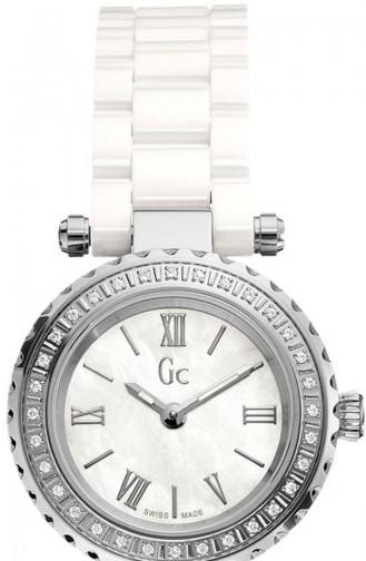 White Horloge 70124L1S
