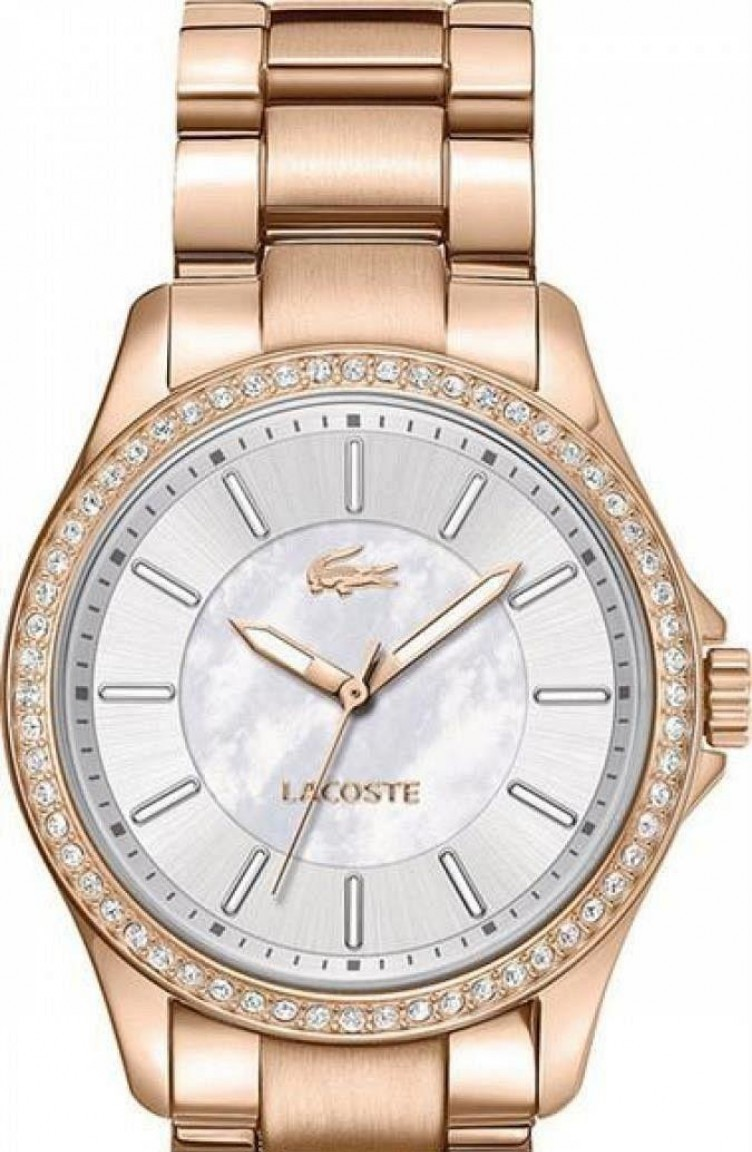 Pour Femme Lacoste Lac2000766 Montre 2000766 c3AL54Rjq