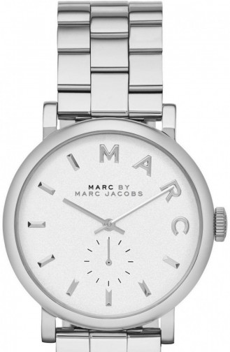 Silver Gray Watch 3242