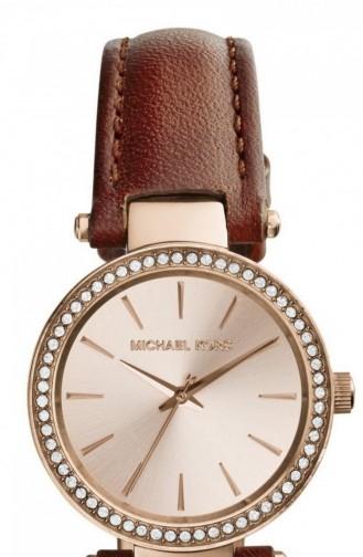Brown Horloge 2353