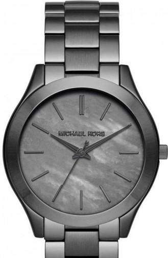 Light Black Horloge 3413