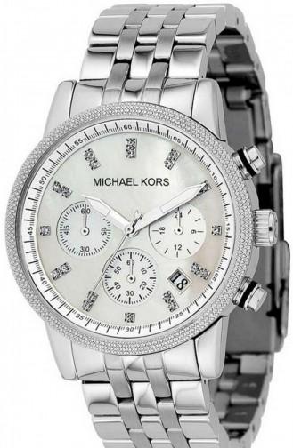 Silver Gray Horloge 5020