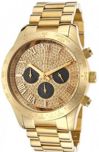 Gold Horloge 5830