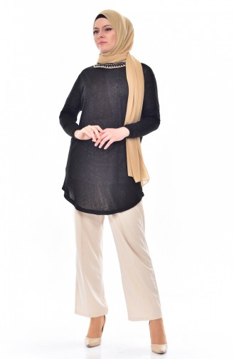 Black Tunic 0775-06