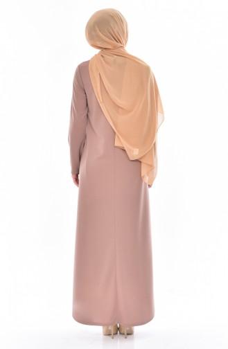 Robe Hijab Vison 0176-06