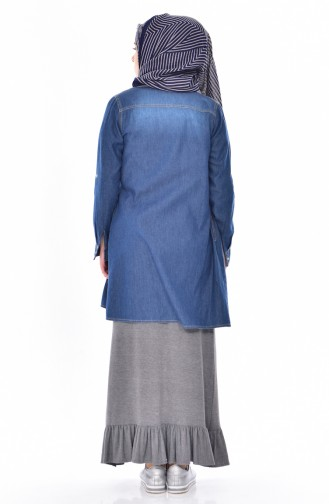 Anthracite Skirt 10237-01