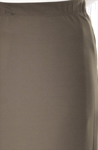 Jupe Crayon 20701-03 Khaki 20701-03