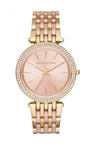 Gold Horloge 3507