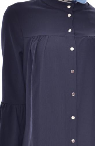 Navy Blue Tunics 3181-09