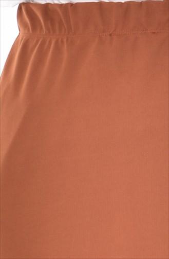 Jupe Crayon 20701-05 Tabac 20701-05