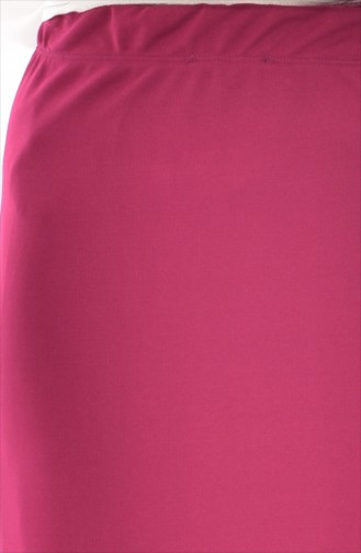 Jupe Crayon 20701-06 Cerise 20701-06