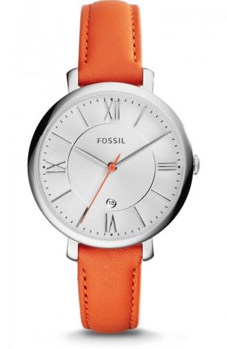 Orange Uhren 3735