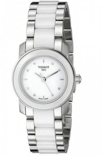 Tissot T0642102201600 Montre Pour Femme 064.210.22.016.00