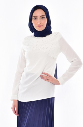 White Blouse 0802-02