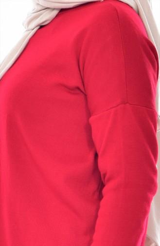 Red Knitwear 4653-04