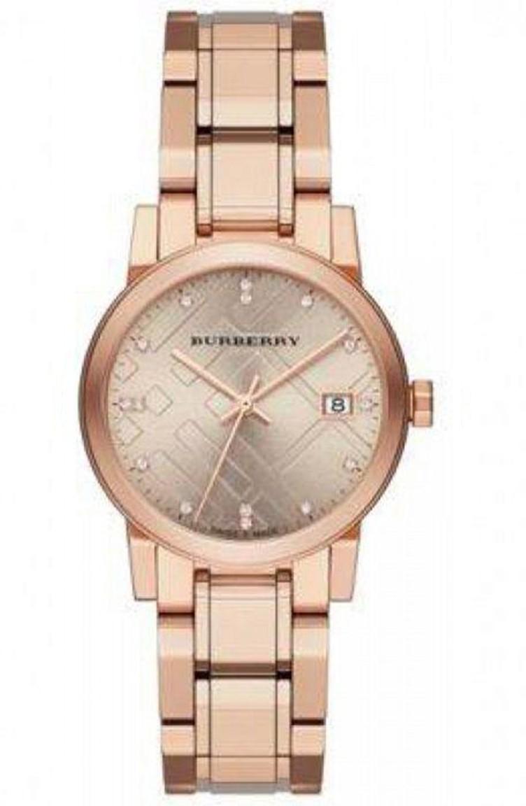 Burberry Bu9126 Montre Femme Pour 9126 QrdCxeoBW