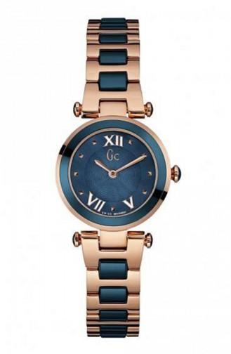 Dunkelblau Uhren 07010L7