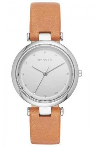 Tobacco Brown Horloge 2455