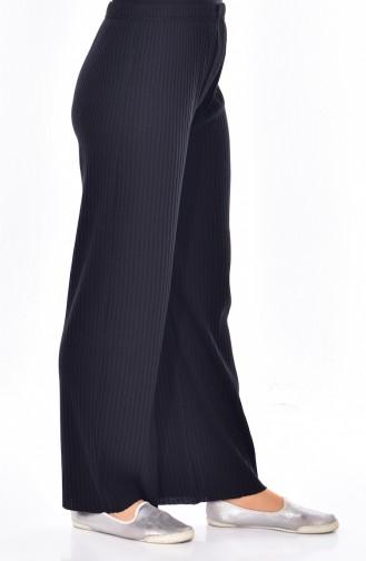 Pantalon Large 1991-01 Noir 1991-01