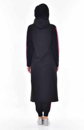 Pink Sweatsuit 18024-02