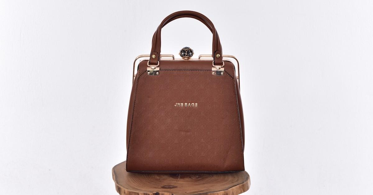 8e70163f4d Tobacco Brown Shoulder Bag 0392-01