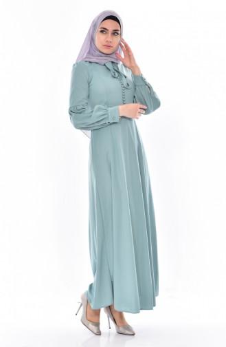 فستان أخضر 0527-01