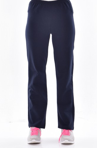 Navy Blue Sweatsuit 18006-02