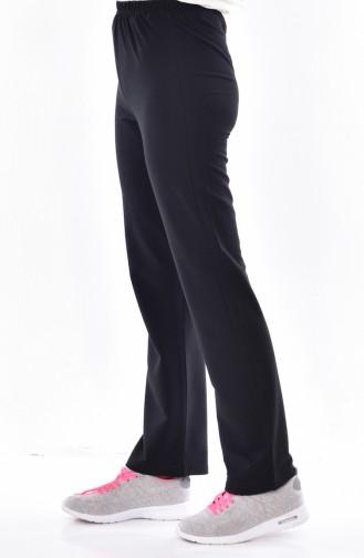 Survêtement Gris Taille élastique 18006-01 Noir 18006-01