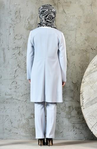 Necklace 3 Pcs Suit 1817108-201 Gray Black 1817108-201