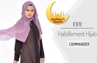 Efe Vêtements Hijab