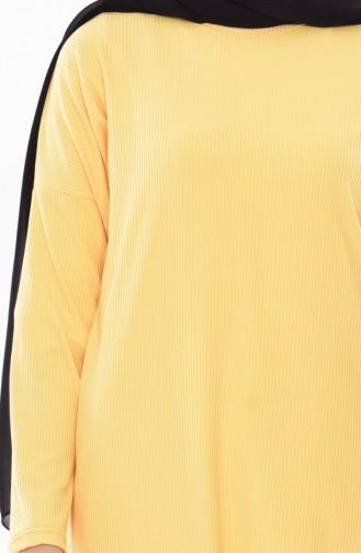 Tunik Pantolon İkili Takım 1959-04 Sarı 1959-04