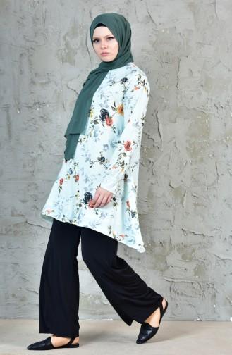 Tunic Trousers Double Suit 19041-01 Black 19041-01