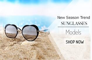 New Season Trend Sun Glasses Models
