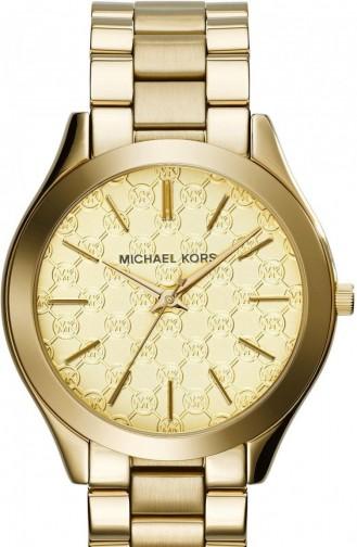 Gold Colour Horloge 3335