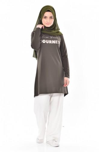 Khaki Tunics 5059-04