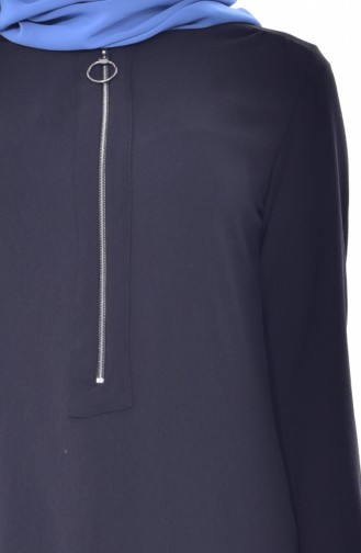 Black Tunic 2307-04