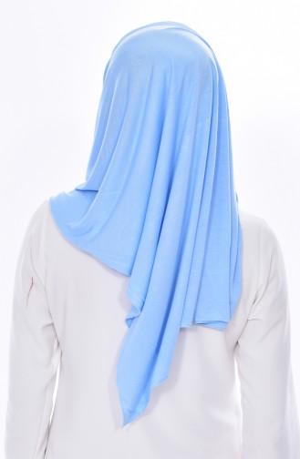 شال أزرق فاتح 10