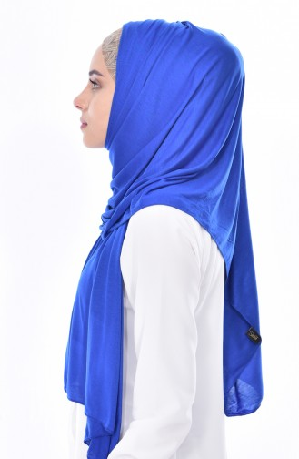Sefamerve Sedef Combed Shawl 107 Dark Blue 107