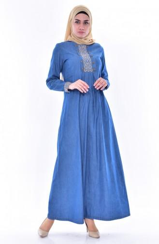 Blue Dress 1794-01