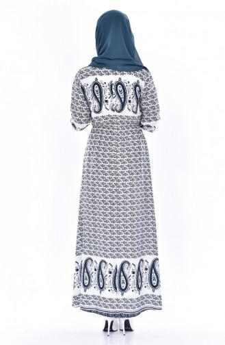 Emerald Dress 5032-05