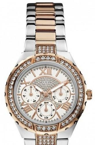 Guess Women´s Wristwatch Guw0111L4 0111L4