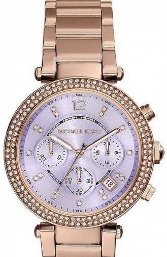 مايكل كورس ساعة يد نسائية Mk6169 6169