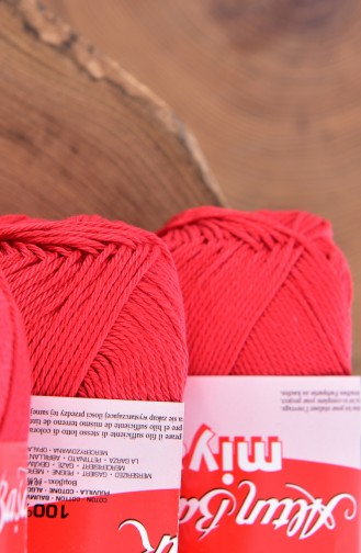 Red Knitting Rope 0336-0019