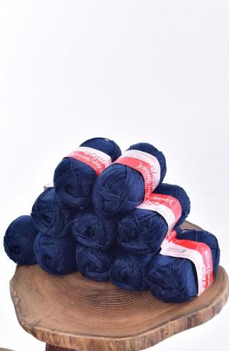 Navy Blue Knitting Rope 0336-0058